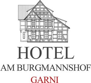 HOTEL AM BURGMANNSHOF GARNI WUNSTORF bei Hannover Retina Logo